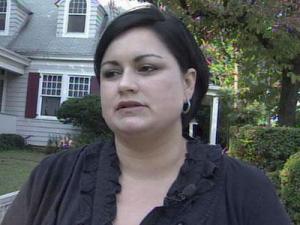 Rachael Santillan helped save her elderly neighbors from a house fire.