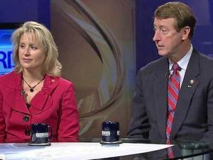 "U.S. Rep. Bob Etheridge, D-District 2, and Republican challenger Renee Ellmers go ""On the Record"" and debate health care reform."