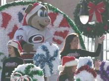 Durham holiday parade