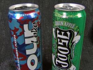 N.C. officials look at possible ban of alcoholic energy drinks