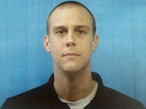 Roanoke Rapids police Officer John Taylor was shot three times during a traffic stop on Interstate 95 on Wednesday, Nov. 17, 2010. (Photo courtesy of the Roanoke Rapids Daily Herald)