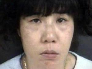Hye Kyung Chon of Fayetteville has been charged in an international investigation into human trafficking.