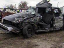 Roseboro man dies in wreck on his birthday
