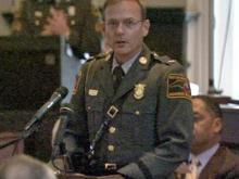 N.C. Highway Patrol commander sworn in