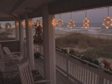 Christmas at 'The Nights of Rondanthe' house _11