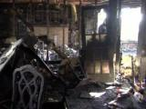 Supermarket chain owners recovering after house fire