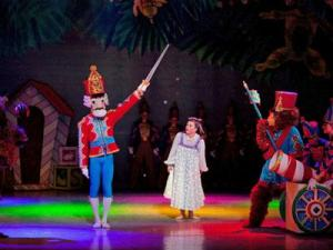 """WRAL-TV will broadcast the School of the Arts' production of """"The Nutcracker"""" filmed earlier this month at the Stevens Center in Winston-Salem."""