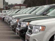 Gas prices haven't put brakes on SUV sales