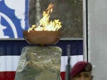 Fort Bragg unveils 9/11 memorial