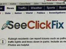 SeeClickFix gives Raleigh residents a direct line to city officials