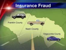 Ten charged with faking wrecks for insurance