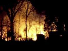 Warrenton farm supply store catches fire