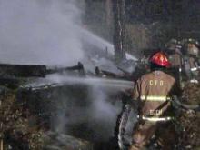 Fire that gutted Clayton home ruled arson