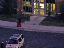 Hostage situation ends with gunman's death