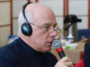Mix 101.5's Bill Jordan and Lynda Loveland host the opening morning of the Mix 101.5 WRAL-FM's 17th annual Radiothon for Duke Children's Hospital on Tuesday, Feb. 15.  The Mix 101.5 fundraiser, which continues until Thursday, has raised more than $12 million over the last 15 years for the kids at Duke Children's Hospital.