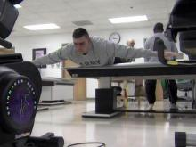 Bragg battalion caters to wounded warriors