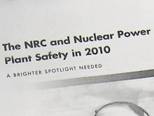 Group criticizes Progress Energy's nuclear operations