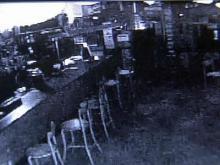 Ceiling-hiding thief hits Raleigh bar