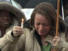 Dozens mourn slain Fuquay-Varina woman