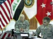 Bragg general works to meet deadline for Iraq pullout