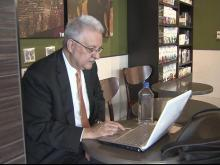 The Wi-Fi service has been upgraded at Raleigh-Durham International Airport.