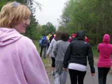 Families 'Walk like M.A.D.D.' to fight impaired driving
