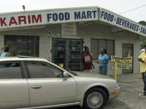 Rocky Mount police found owner Abdul Karim Alwarrak dead inside Karims Food Mart, 2053 Raleigh Road, around 12:50 a.m. on Thursday, May 19, 2011. People gathered outside the store later that day.