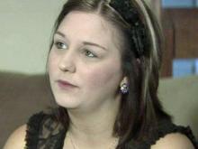 Crystal Blasjo's husband, Sgt. Aaron J. Blasjo, was killed in Afghanistan on May 29, 2011.