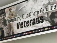 Exhibit honors NC soldiers