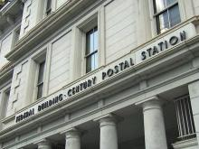 Century Postal Station in downtown Raleigh