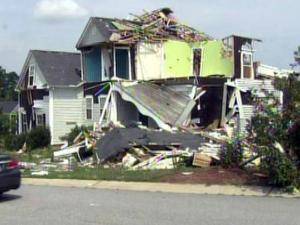 Raleigh inspectors are sending warning letters to homeowners who still have tornado debris on their property. The owners have 10 days to remove the debris, or the city will clean it up and charge the owner for the cost, along with a $175 fee.