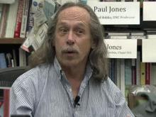 University of North Carolina at Chapel Hill professor Paul Jones
