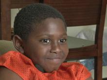 Zion Paschall was home alone with his grandmother when she had a stroke, but he knew what to do to summon help.