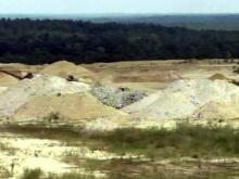 Proposed Harnett County landfill