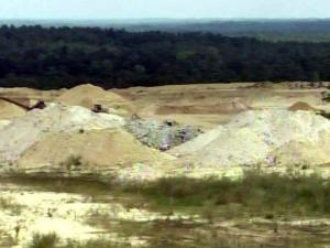 Sandhills Environmental wants to use a 370-acre former sand mine off N.C. Highway 24/27 between Cameron and the Johnsonville community in southwestern Harnett County for regional landfill, beginning in 2014.