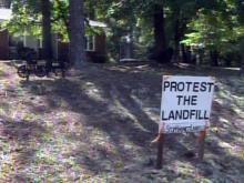 Community fights proposed Harnett landfill