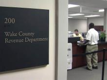 Wake County Revenue Department