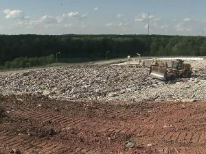 The South Wake Landfill in Holly Springs opened in 2008 and is expected to handle area trash until the mid-2030s.
