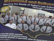 Patrol training effort gain national attention