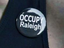 'Occupy Raleigh' protesters can't camp behind City Hall