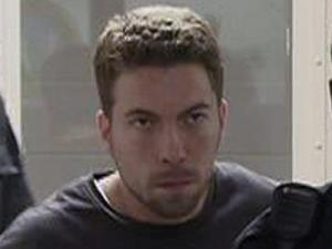 Nathan Pettigrew appears before a Wake County magistrate on Nov. 8, 2011.