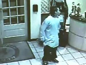 Fayetteville police are looking for this man who they say robbed the Kobe Restaurant, at 4565 Yadkin Road, around 7:30 p.m. Nov. 7.