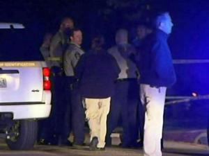 A Wake County sheriff's deputy and a suspect were both shot after authorities responded to a domestic call on Gail Ridge Lane near Wendell on Nov. 17, 2011.