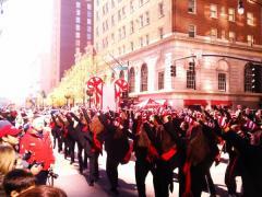 2011 WRAL Raleigh Christmas Parade
