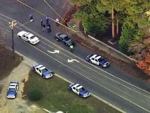 Sky 5: Shooting near Southeast Raleigh Magnet High School