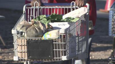 Groceries and winter clothing are among the Thanksgiving gifts available to thousands of guests at the Durham Rescue Mission.
