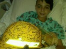Nash boy, 12, makes stunning recovery from brain injury