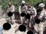 Urinating Marines image