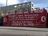 Hundreds participate in MLK Memorial March