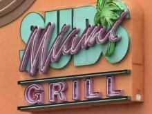 Miami Subs Grill along Skibo Road in Fayetteville was heavily damaged by a fire on Jan. 24, 2012.